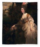 Georgiana Cavendish, Duchess Fleece Blanket