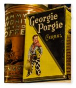 Georgie Porgie Fleece Blanket