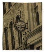 Georgio's Pizza Grand Rapids Michigan Fleece Blanket
