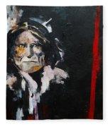 Geronimo Fleece Blanket