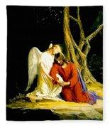 Gethsemane Fleece Blanket