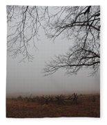 Gettysburg Fleece Blanket