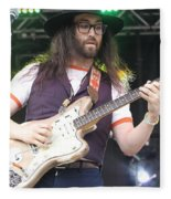 Ghost Of A Saber Tooth Tiger - Sean Lennon Fleece Blanket