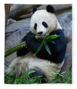 Giant Panda Fleece Blanket