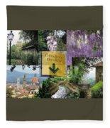 Giardino Bardini Fleece Blanket