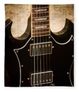 Gibson Sg Standard Brick Fleece Blanket