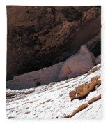 Gila Cliff Slope Fleece Blanket