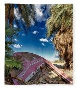 Gilligans Island Fleece Blanket
