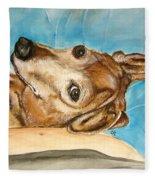 Ginger 2013 Fleece Blanket