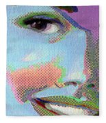Girl Fleece Blanket