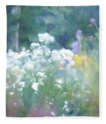 Giverny North Number Two Fleece Blanket