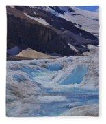 Glacial Meltwater 1 Fleece Blanket