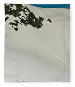 Glacier Fleece Blanket