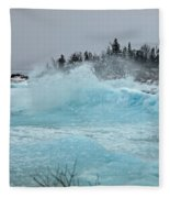 Glacier Fleece Blanket