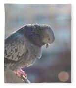 Glance From Above Fleece Blanket