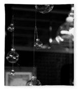 Glass Ornaments Fleece Blanket