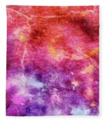 Glaze Abstract Phone Case Fleece Blanket
