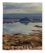 Glen Canyon  Fleece Blanket