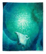 Glide Fleece Blanket