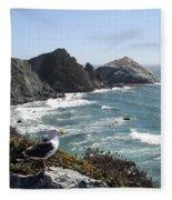 Glorious View Fleece Blanket