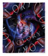 Glory 2 Fleece Blanket