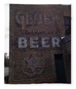 Gluek Beer Fleece Blanket