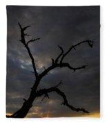 Gnarly Fleece Blanket