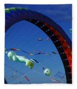 Go Fly A Kite 2 Fleece Blanket