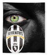 Go Juventus Fleece Blanket