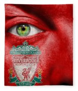 Go Liverpool Fc Fleece Blanket