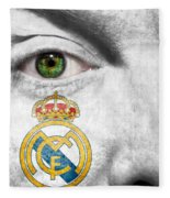 Go Real Madrid Fleece Blanket