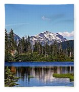 Goat Mountain Fleece Blanket