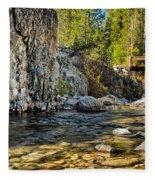 Goddard Canyon Fleece Blanket