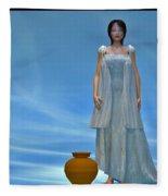 Goddess... Fleece Blanket