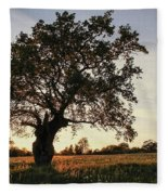 Goddess Tree 2 Fleece Blanket