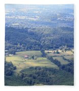 God's Country Fleece Blanket