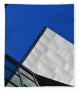 God's Light - Architectural Photography By Sharon Cummings  Fleece Blanket