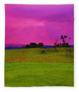 God's Palace Fleece Blanket