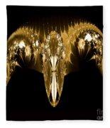 Golden Arches Fleece Blanket