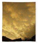 Golden Sky's Fleece Blanket