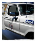 Good Humor Ice Cream Truck 02 Fleece Blanket