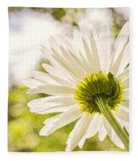 Good Morning Sunshine Fleece Blanket