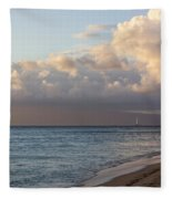 Good Times On Maui Fleece Blanket