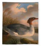 Goosander  Fleece Blanket