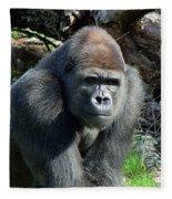 Gorilla135 Fleece Blanket