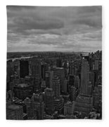 Gotham Fleece Blanket