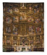 Gothic Altar Screen Fleece Blanket