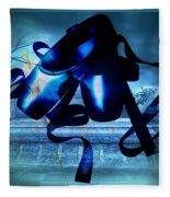 Gothic Ballet Fleece Blanket