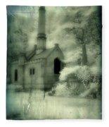 Gothic Splendor Fleece Blanket