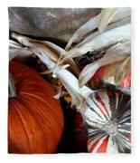 Gourd Geous George Fleece Blanket